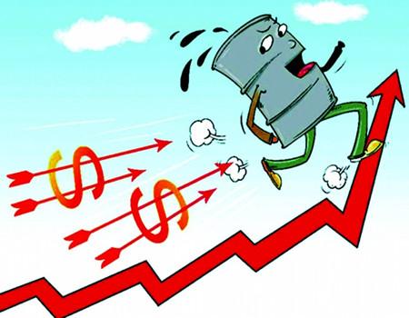 美股大涨 油价止跌