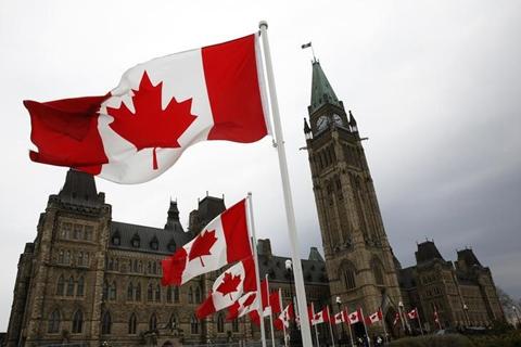 加拿大央行连续9次按兵不动 美加下挫创逾二周来新低