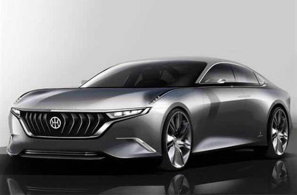 H600新能源汽车效果图
