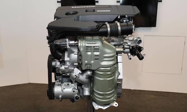 """第十代雅阁最终进入""""涡轮增压""""时代 将放弃v6发动机图片"""