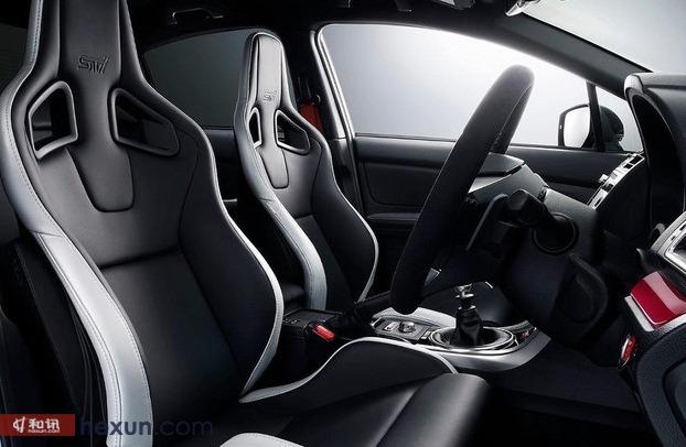 斯巴鲁BRZ STI Sport官图发布 运动气息浓郁/限量发售450台