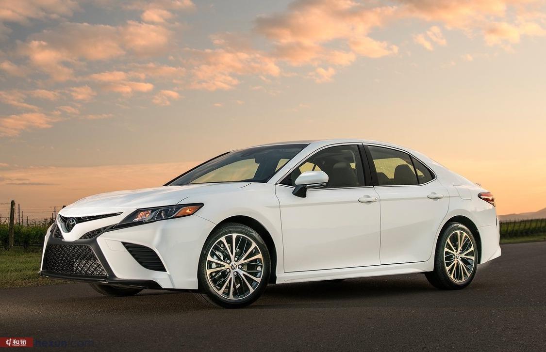 丰田全新凯美瑞现已接受预定 预计18万元起售