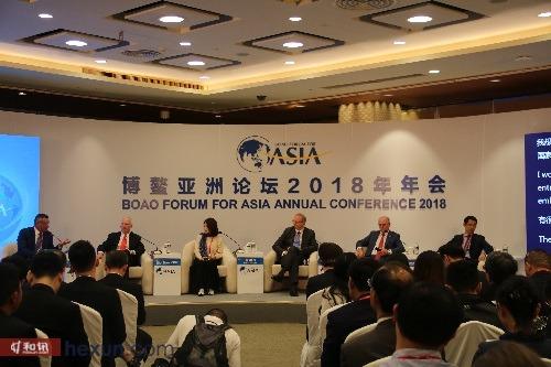 袁辉:所有行业面临转型升级 企业应把新科技落到实处