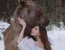 真实版美女与野兽