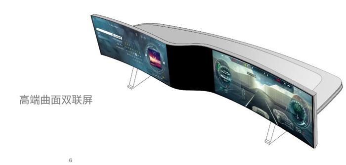 曲面异形的高分辨率数字显示器对于未来的全数字座舱至关重要。随着显示器尺寸增大,矩形的平面显示器不仅不能提供最佳的视觉体验,而且不利于车内的工业设计。伟世通将展示一系列基于LCD和OLED技术的数字显示器,其中一些就是非矩形的曲面显示器。此外,伟世通还将展示新的VX显示器解决方案,提供集成式的触觉反馈、接近感应以及屏上旋钮功能。