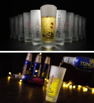 青岛啤酒12星座铝瓶星耀公开,啤酒也有自己的朋友圈!