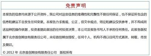 了解更多期货资讯请碰面创始期货民间网站:www.scqh.com.cn感激关注创始期货微信,敬请分享