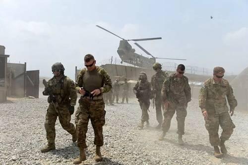 """美国与塔利班和谈现""""庞大挺进""""? 阿富汗总同一句话怼回"""