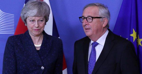 特蕾莎梅为脱欧奔走之际三名保守党议员退党扯后腿