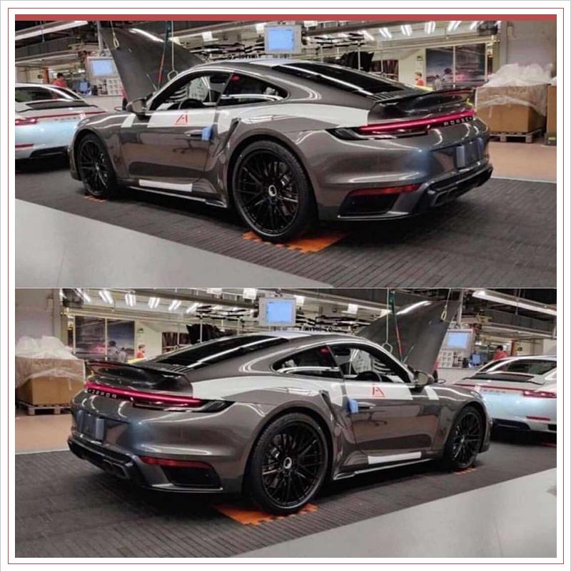 911seseseus_2,保时捷全新一代911 turbo实车曝光