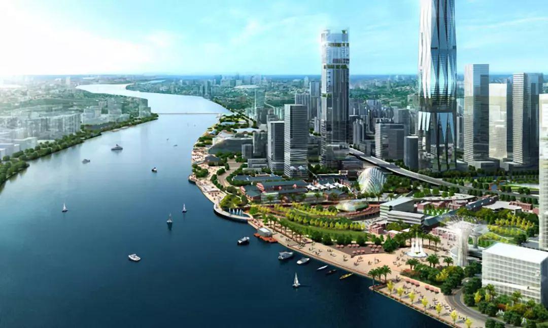 看白鹅潭逆袭珠江新城复制房价826%涨幅!