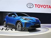 丰田加快电动化产品阵营扩充