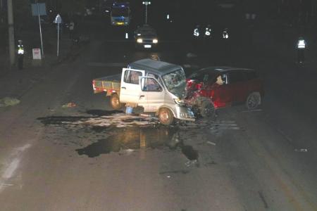 老板酒驾出车祸 让同车死者顶包