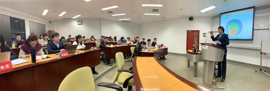 上海期货交易所与复旦联合举办期货课程