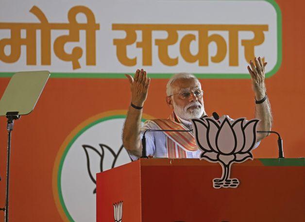 莫迪执政联盟赢得历史性的大选,印度股债汇齐上涨