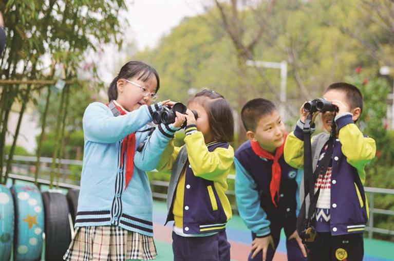 成长和v学生助力学生a学生创新杭州寒假小学图片