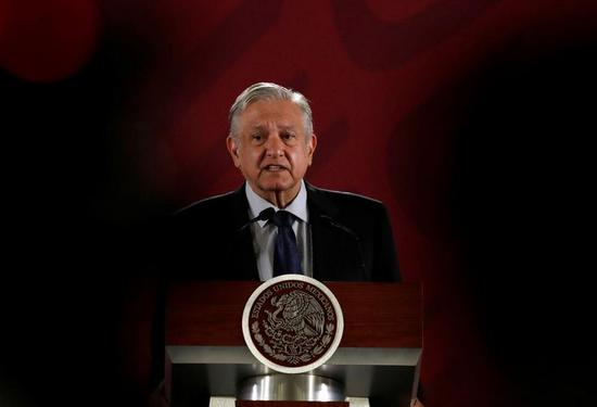 墨西哥总统:美国优先是谬论!