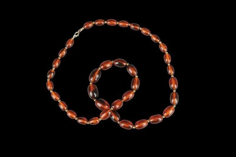 项链串珠打结方法图解