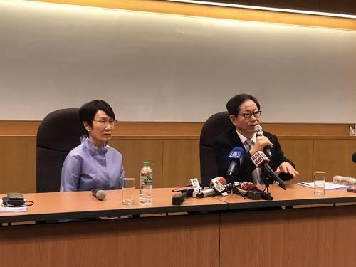 图 | 台积电董事长刘德音指出,全球半导体人都非常反对贸易战行为。 (来源:DeepTech)