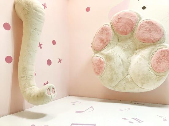 """(展区""""大象的脚印"""")"""