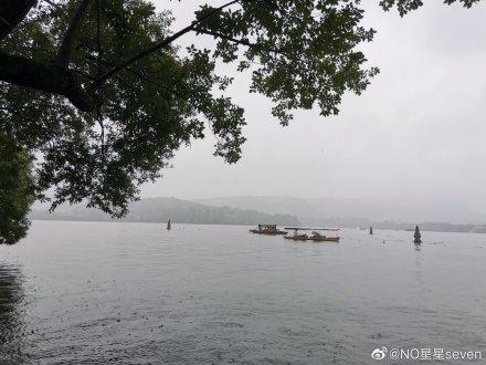 雨雨雨!今日浙中南仍有大到暴雨 南部局地有大暴雨