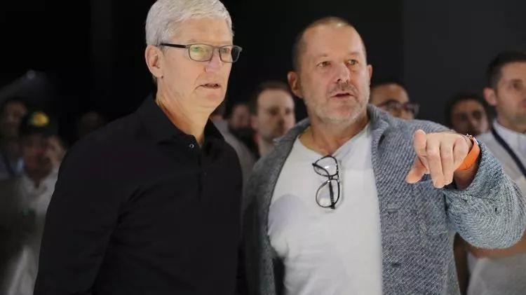 苹果CEO库克怒怼媒体:Ive离职与我无关,华尔街日报街不懂苹果