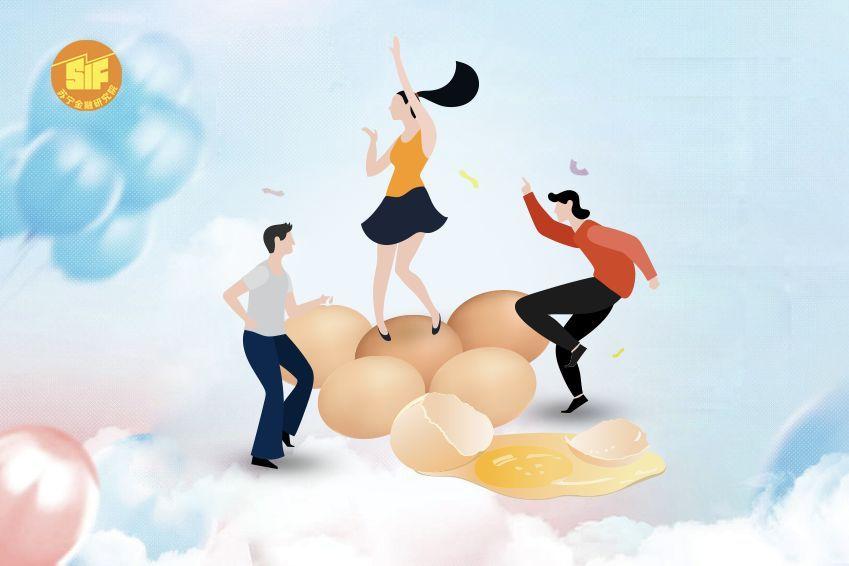 消费金融,在鸡蛋上跳舞