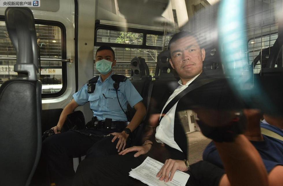 香港24小时 | 香港8月19日发生了什么?一文速览