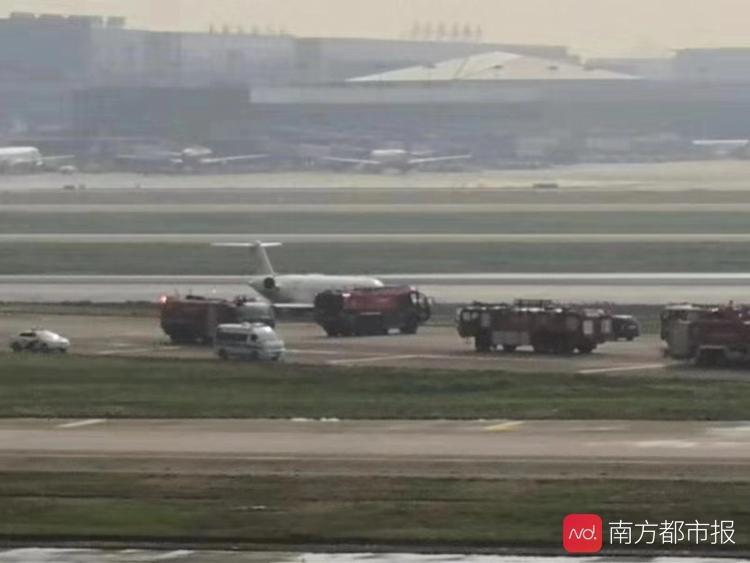 「股票配资风险在哪里」江苏公务航空声明:一架公务机在虹桥机场降落时偏出跑道 全员安全撤离无受伤