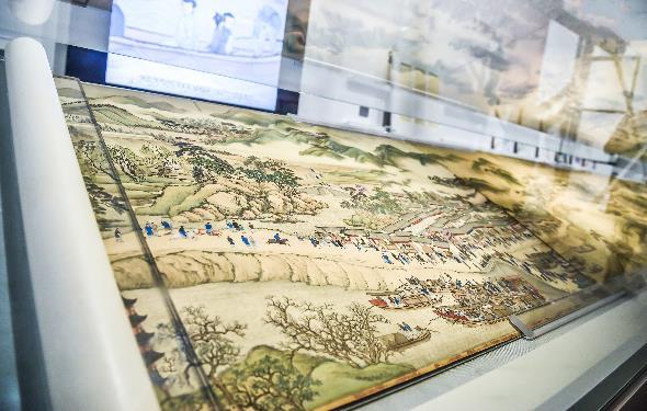 路虎携手木木美术馆呈现大卫?霍克尼中国首展——《大水花》