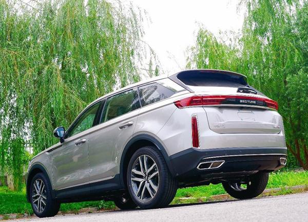 一汽奔腾8月销量10039辆 旗舰SUV T99或售14万元起