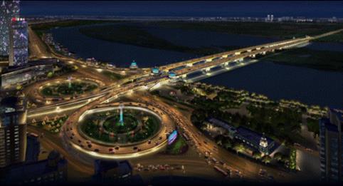 同方中标哈尔滨2019年景不悦目照明综相符挑档升级EPC总承包项现在,塑造城市夜景新活力