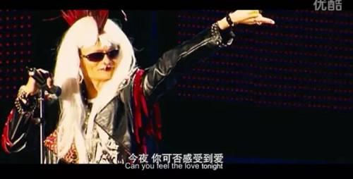 2013年5月10日举行的淘宝网10周年庆典活动上,马云在台上倾情演唱了《我爱你中国》和《朋友》两首歌曲。