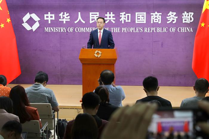 商务部密集回应中美贸易磋商:中方谈判底线没变化