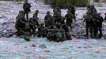 特战队员hg0088官网战场足够血性与情感考验着斗志和胆量
