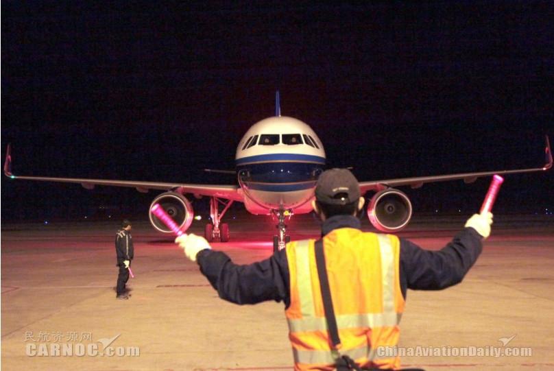 南航黑龙江分公司安全飞行41年实现安全飞行114万小时