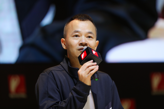 朱皓峰:我们有质量洁癖 做节目是为了节目质量