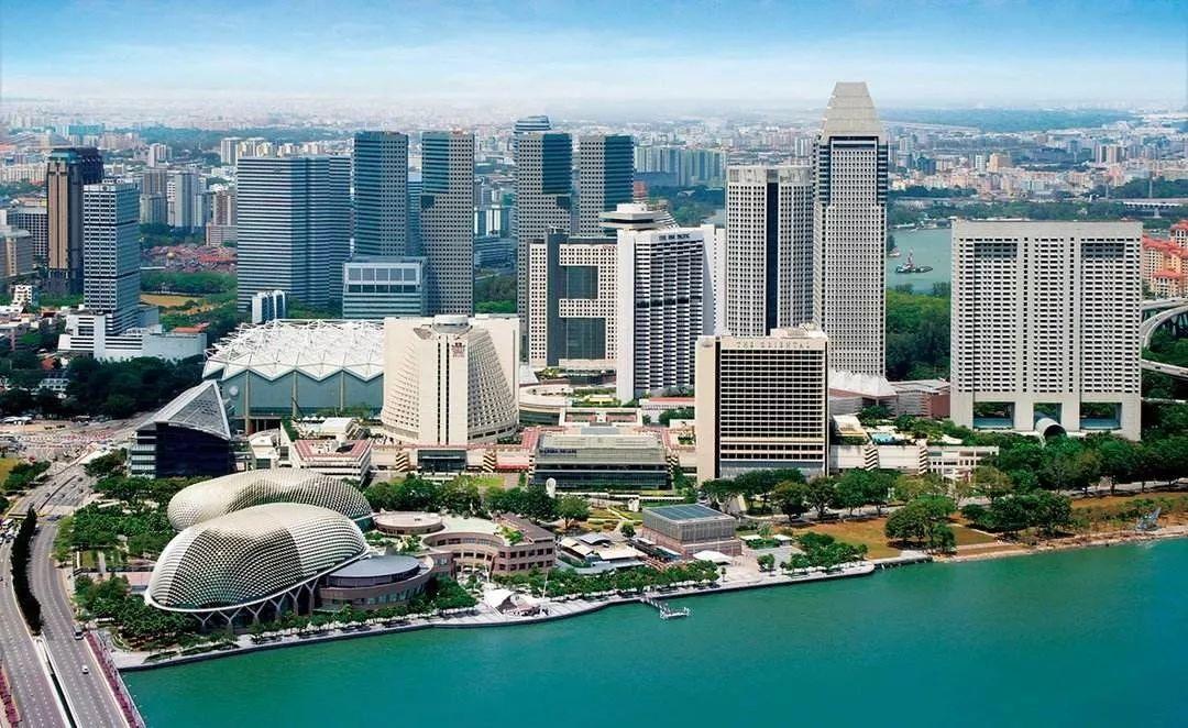 新加坡经济总量相当于_新加坡经济图片