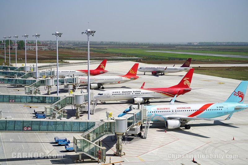 10月27日起襄阳机场多条航线时刻变化较大
