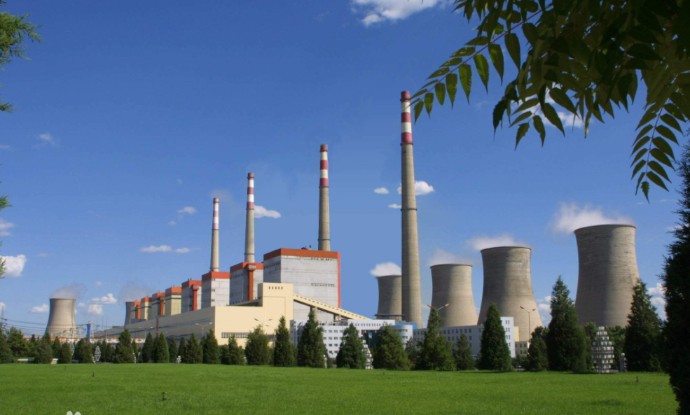 张家口发电厂持之以恒推进能源绿