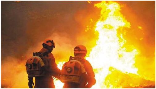 关键时刻见忠诚――记7名主动参加灭火救援的退伍老兵