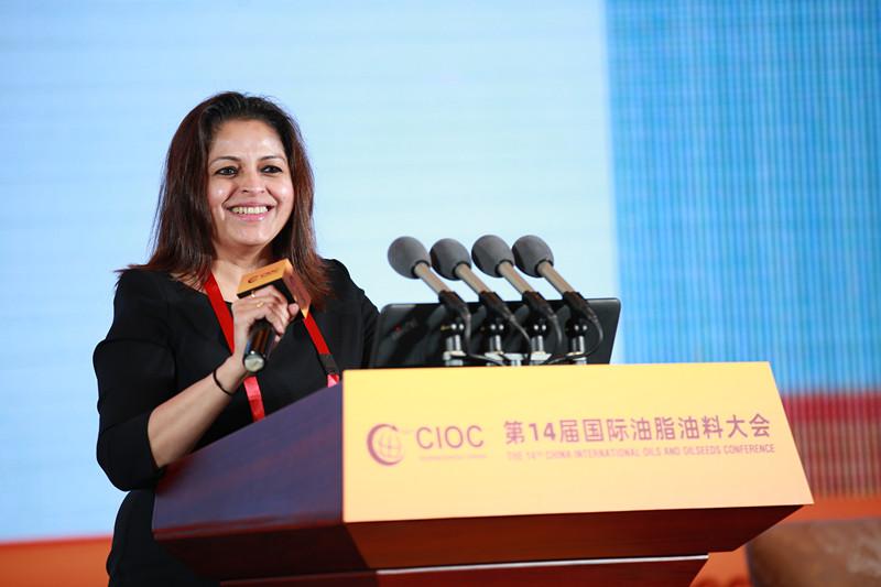 芭薇娜・莎:印度油脂进口依赖度较强