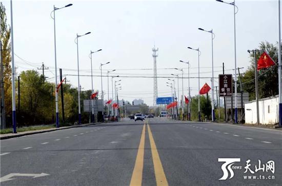 """新疆两地上榜2019年""""四好农村路""""全国示范县"""