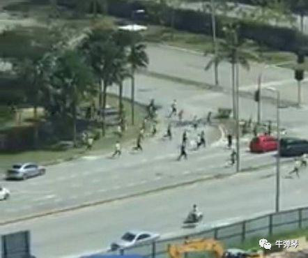 马来西亚抓捕近千名中国人 场面惊心动魄