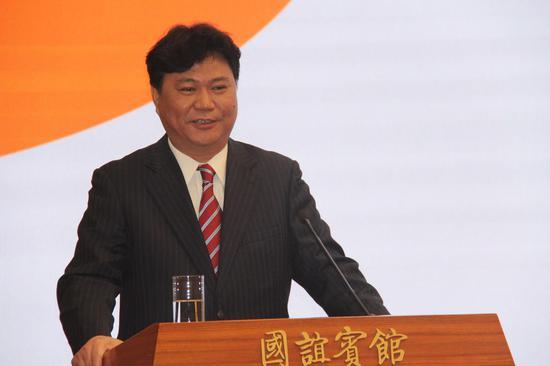 宋葛龙:推动领导干部同企业家特别是民营企业家交往