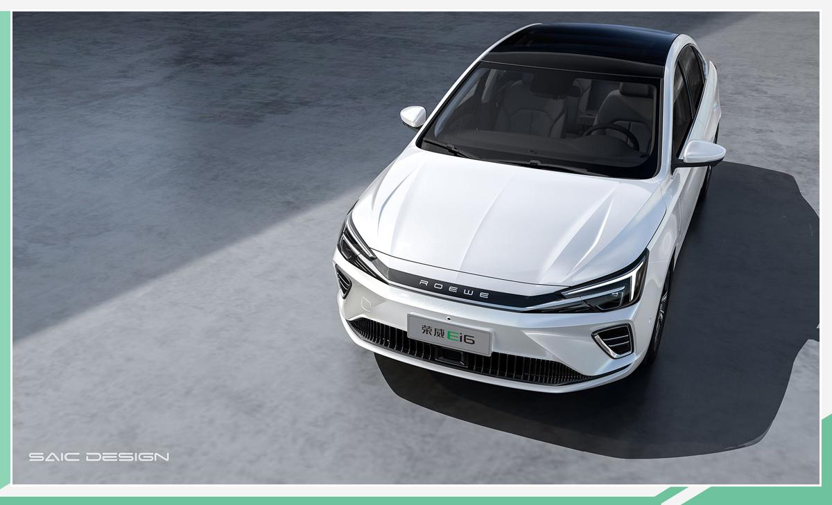 荣威Ei6将于2020北京车展亮相 续航达600公里