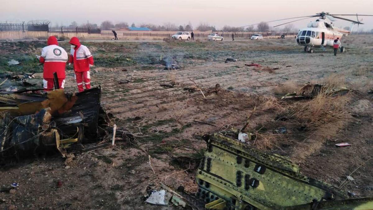 德黑兰坠机无人生还,导弹击落还是技术故障?