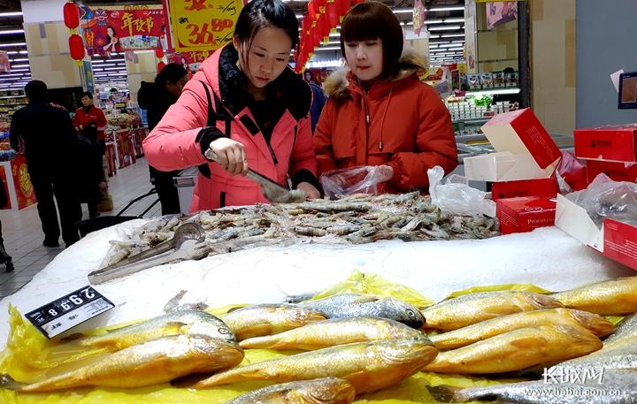春节临近,河北主要副食品价格以涨为主
