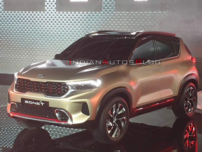 起亞新款KX3傲跑全球首發 搭載1.0T、1.5L兩款汽油發動機