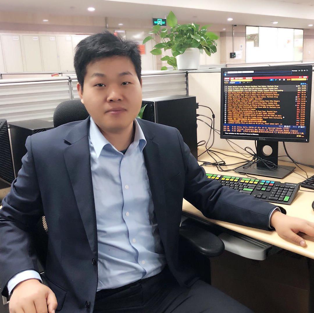 北京首创期货有限责任公司研究院副经理张小凯